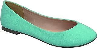 Women's Pointed Toe Slip On Ballet Flats