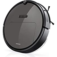 Roborock E35 Robot Vacuum and Mop 2000Pa Strong Suction, App Control, and Scheduling, Route Planning, Handles Hard Floors and Carpets