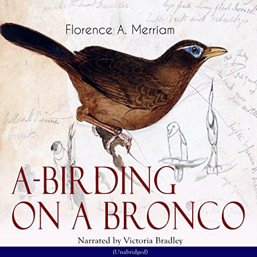 A-Birding on a Bronco                   By:                                                                                                                                 Florence A. Merriam                               Narrated by:                                                                                                                                 Victoria Bradley                      Length: 4 hrs and 36 mins     Not rated yet     Overall 0.0