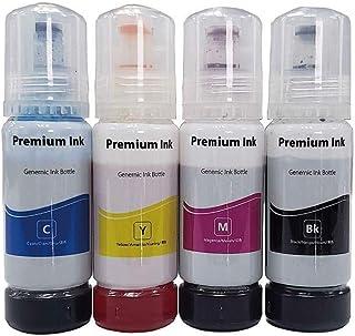 EPSON 103 Uyumlu Mürekkep4 Renk