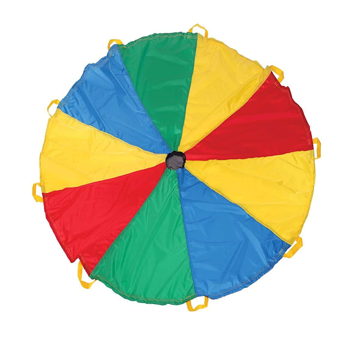 Pacific Play Tents 18005 Kids Funchute 6-Foot Parachute for Indoor / Outdoor Fun