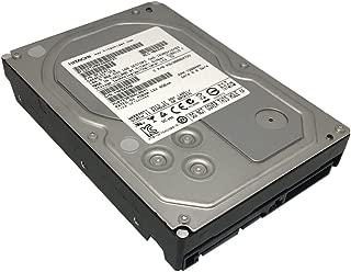 Hitachi Ultrastar 7K3000 (0F12471) 3TB 64MB Cache 7200RPM SATA III (6.0Gb/s) 3.5in Hard Drive - PC/Mac, ,RAID, NAS, CCTV DVR (Renewed)