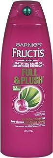 Garnier Hair Care Fructis Full & Plush Shampoo, 13 Fluid Ounce
