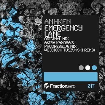 Emergency Lane