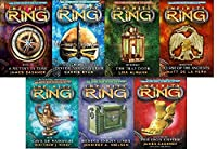 Infinity Ring 7 Book Collection Series 0545663245 Book Cover