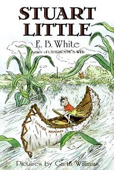 Paperback Stuart Little Book