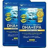 シードコムス DHA + EPA サプリメント 栄養補助 国産 ビタミン含有 約6ヶ月分 180粒