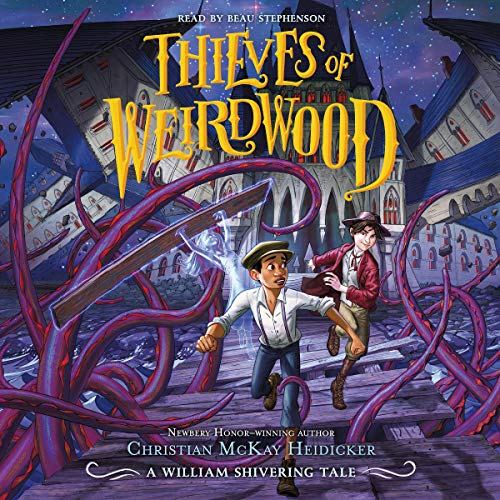 Thieves of Weirdwood cover art