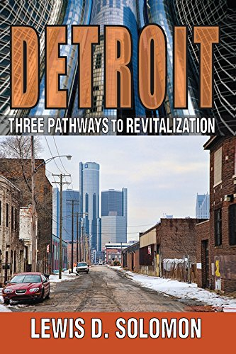 Detroit: Three Pathways to Revitalization (English Edition)