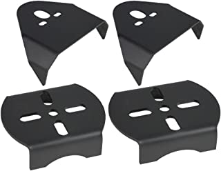 Weld on Rear Upper and Lower Air Bag Mounting Bracket Set for Air Ride Suspension