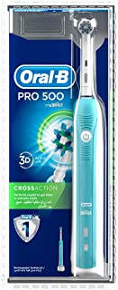 Oral-B Pro 500 - Power Tooth Brush - Cross Action - D16.513U PC CLS