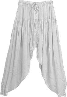 Indian Bohemian Alibaba Gypsy Hippie Meditation Yoga Gauze Clothing Harem Pants