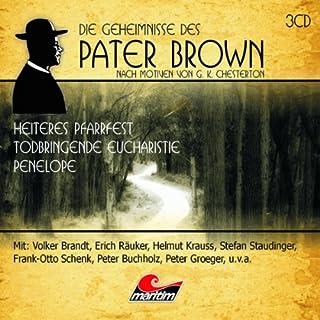 Die Geheimnisse des Pater Brown. Box 1 Titelbild