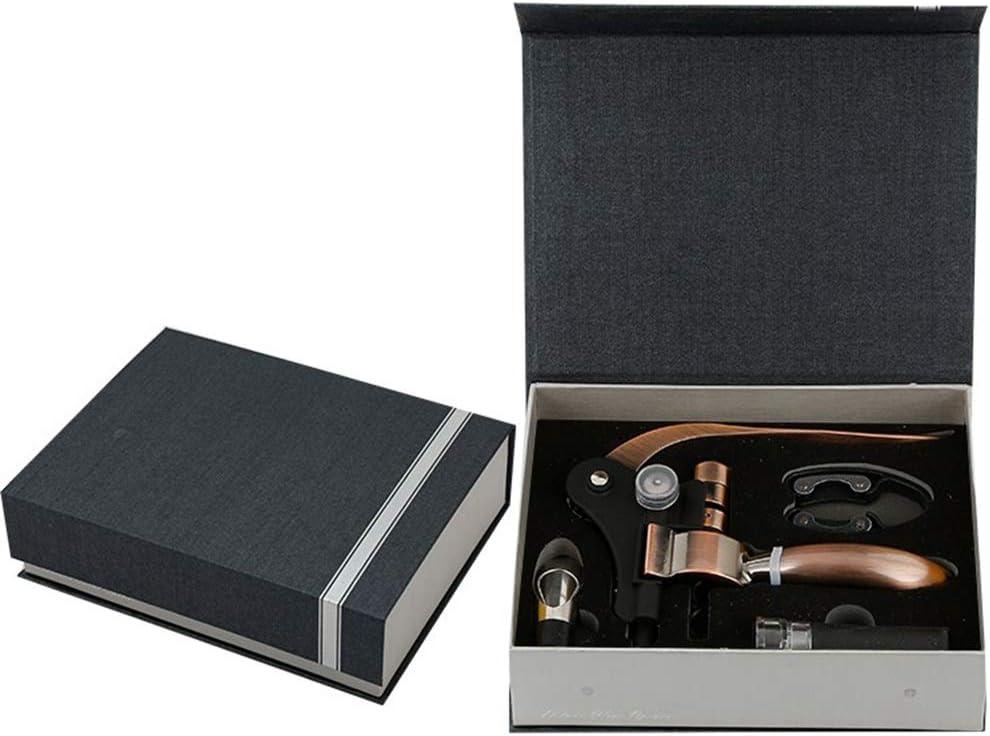 Wine Bottle Opener Set New color Lever Kit Free Shipping Cheap Bargain Gift