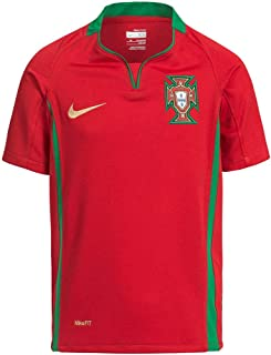 65ff8d32eb5a1 Nike Maillot De Foot Enfant Portugal Home Boys JSY