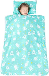Portable Travel Mat Bed Blanket For Boys Or Girls Foldable Comfy Cover IrahdBowen Toddler Nap Mats For Preschool Kinder Daycare Baby Sleeping Mat
