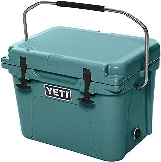 YETI Roadie 20 Cooler, River Green (Renewed)