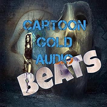 Cartoon Gold Audio Beats