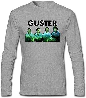 9c48fc476a17b WANTAI Men s Guster Long Sleeve Cotton T Shirt