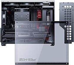 Desktop PC Portable ZZAW B3 MATX Computer Case Support SFX Power Supply Long Graphics Card 2021 Mid Tower Small Aluminum A...