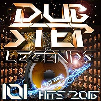 Dubstep Legends DJ Mix 101 Hits 2016