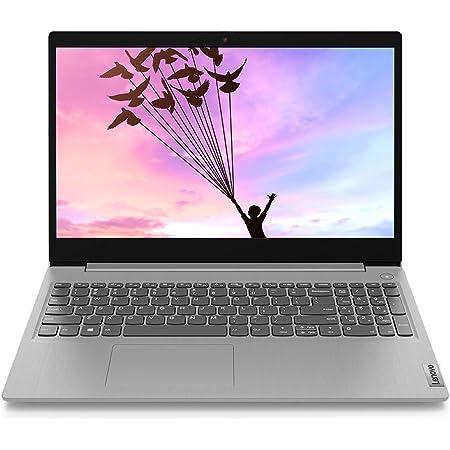 Lenovo Ideapad Slim 3i 10th Gen Intel Core i3 15.6 inch Full HD Thin and Light Laptop (4GB/1TB HDD/Windows 10/MS Office 2019/Platinum Grey/1.85Kg), 81WE00RCIN