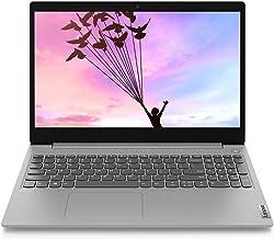 Lenovo Ideapad Slim 3 AMD Athlon Silver 3050U 15.6 inch HD Thin and Light Laptop (4GB/1TB HDD/Windows 10/MS Office 2019/Pl...
