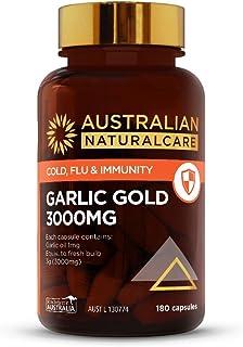 Australian NaturalCare - Garlic Gold 3000mg 180 Caps
