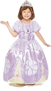 (ディズニープリンセス)Disney PRINCESS 子供用 ちいさなプリンセス ソフィア なりきりドレス コスチュームセット/衣装【ru95645】