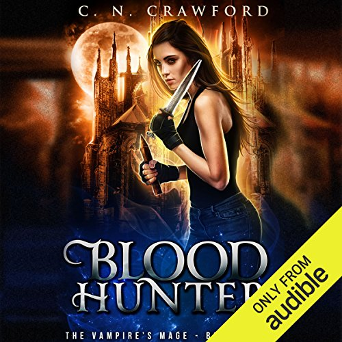 Blood Hunter audiobook cover art