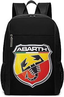 Bolsos con el Logo de Abarth Mochilas Elegantes para el Trabajo Unisex