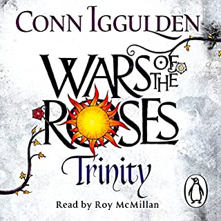 Wars of the Roses: Trinity cover art