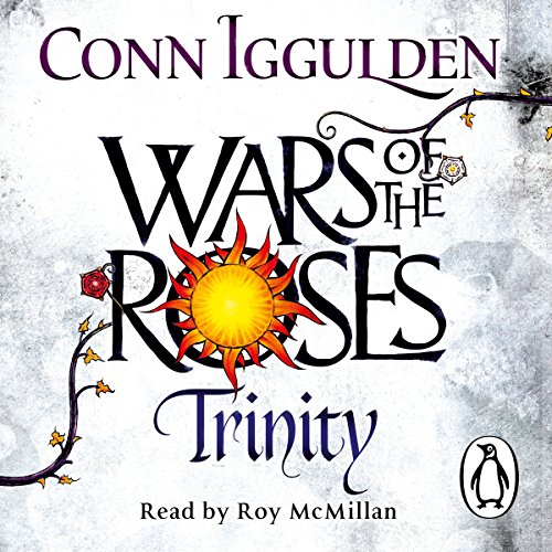 Couverture de Wars of the Roses: Trinity
