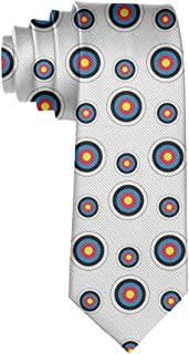 Mens Casual Tie Boyfriend Date Gift Neckties Novelty & Durable for Suit Daily