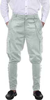 ThePirateDressing Steampunk Victorian Cosplay Costume Mens Airship Pants Trousers
