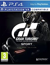 Ps4 Gran Turismo Sport - Day One Edition - Vr Compatible (PS4)