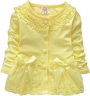 Infant Baby Girls Spring Autumn Winter Baby Coat Jackets Cardigan