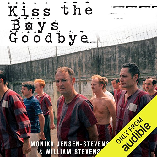 Kiss the Boys Goodbye cover art