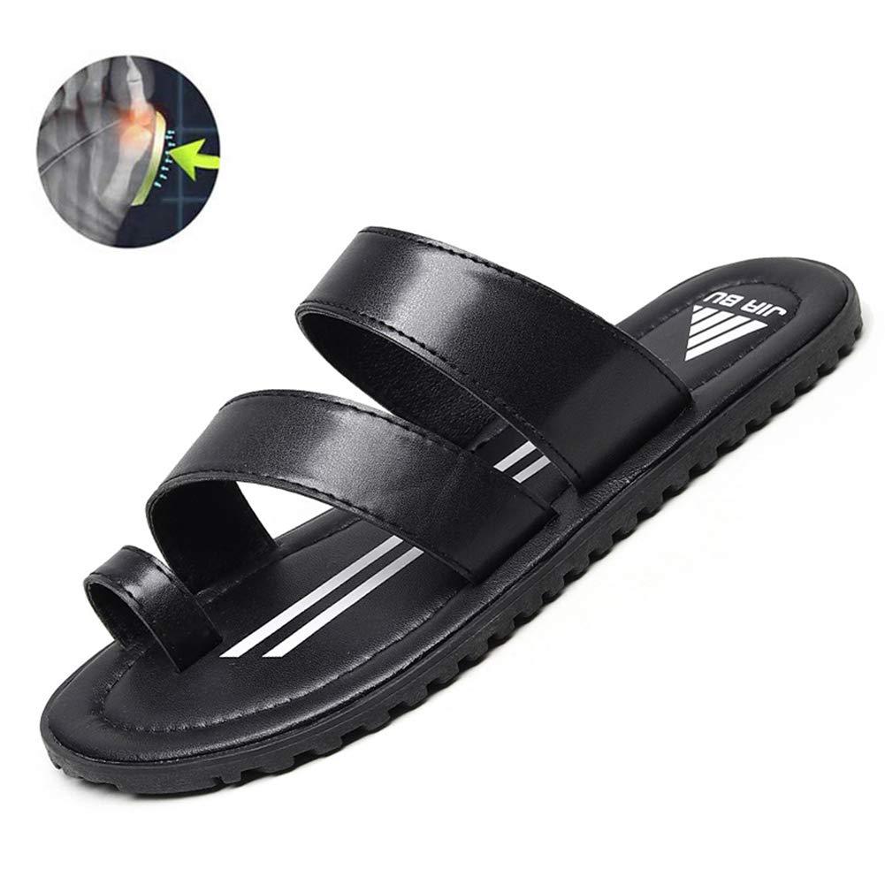 Sandalias de hombre, zapatos de corrección de dedo gordo del dedo del pie Zapatillas de viaje de playa de verano antideslizantes Cuidado de los pies Ortopédicos Corrector de juanetes para hombres,D,44: Amazon.es: