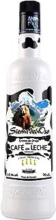 Crema de Café con Leche Sierra del Oso, 3 botellas