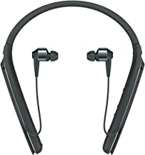 Sony WI-1000X/B Wireless Noise Cancelling Headphones (Renewed)