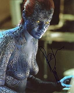 REBECCA ROMIJN - X-Men's Mystique AUTOGRAPH Signed 8x10 Photo