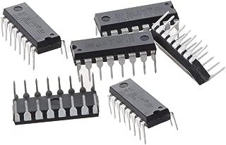 YXQ L293D Stepper Motor Driver DIP 16-pin 600mAh Output Current IC Controllers (6Pcs)