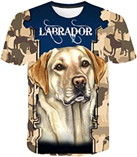 The Mountain Kinder T-Shirt LabradorHund  Gr S-XL Black Lab Face