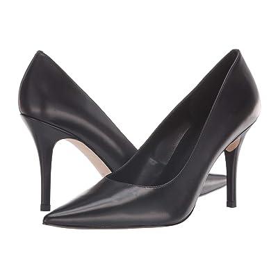 Vaneli Bent (Black Calf) High Heels