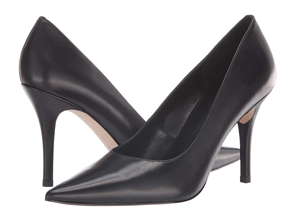 Vaneli Bent (Black Calf) High Heels
