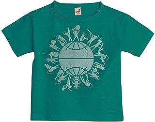 Camiseta Doara Verde - Toddler