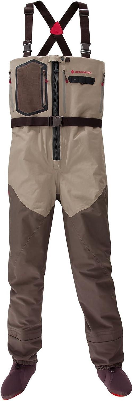 Redington Sonic-Pro HDZ Fly store Fishing Short Waders - Max 44% OFF Clay Large