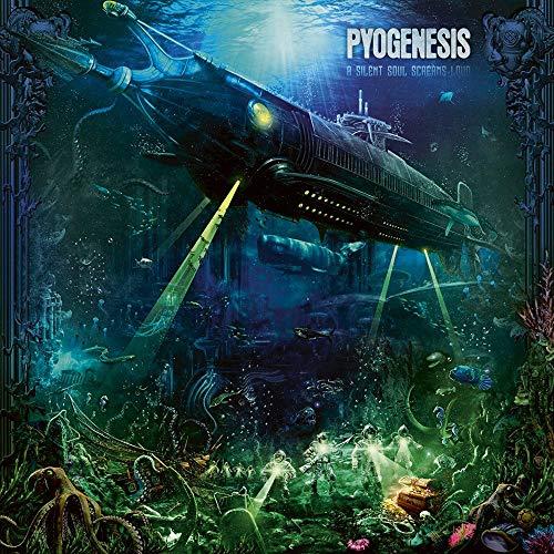 Pyogenesis: A Silent Soul Screams Loud (Clear Blue Vinyl) [Vinyl LP] (Vinyl (Limited))