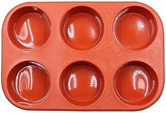 Basage 2 Piezas de Moldes de Jab/óN de Silicona Moldes Antiadherentes para Hornear Pasteles Moldes Rectangulares y Ovales de Silicona para la Fabricaci/óN de Jab/óN